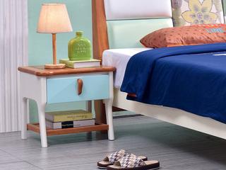 汉鼎 32号白柚床头柜
