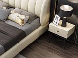 艺家 轻奢风格 豪华款210米黄色床头柜