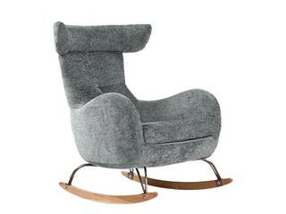 卡伦斯特 轻奢风格 优质灯芯绒 休闲摇摇椅