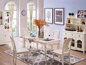 金海家具 伊丝蒂尔系列餐桌