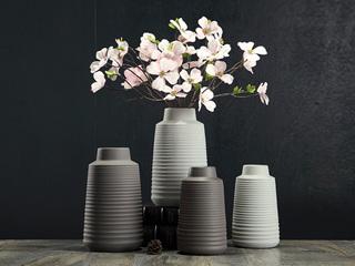 陶瓷花瓶创意北欧摆件