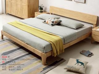 申奥家具 大方有林系列1.5米床