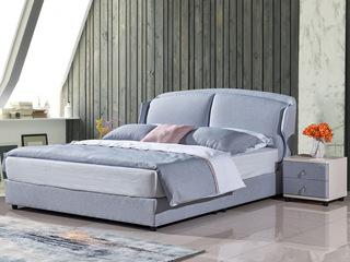 弗雷娅 床品六件套:被套(被芯)4个枕头(枕芯)+1张床笠+小抱枕