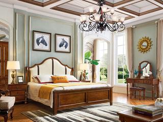 美式床 1.5米
