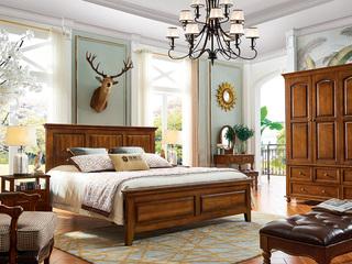 维格兰 美式床 1.8米