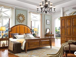 美式床 1.8米