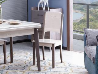 家百利 现代简约餐椅