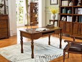 维格兰 美式书桌