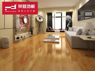 (物流点送货入户+安装含辅料)荣登地板 仿实木强化地板 复合木地板12mm 天空之羽 环保地板 8277-5 厂家直销