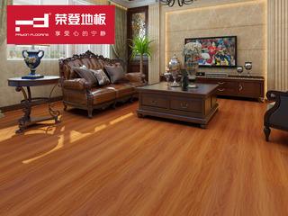 (物流点送货入户+安装含辅料)荣登地板 仿实木强化地板 复合木地板12mm 米瑞之家-4 环保地板 MRZJ-4 厂家直销