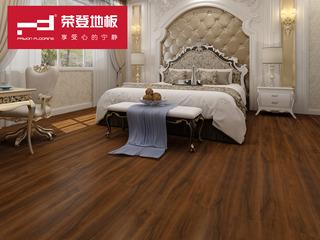 (物流点送货入户+安装含辅料)荣登地板 仿实木强化地板 复合木地板12mm 米瑞之家-5 环保地板 MRZJ-5 厂家直销