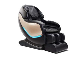 琪辉 智能家用豪华按摩椅 高档pu皮按摩椅 SL导轨3D机械手按摩椅