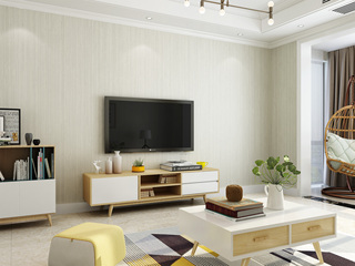 帕力美 【包邮】北欧风格 优雅柔美 防潮透气 简约卧室书房客厅电视背景墙纸