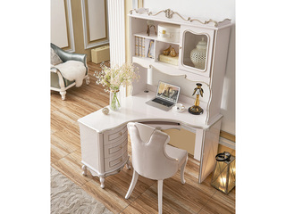 柏莎贝尔 苔丝系列书桌(不含书架)