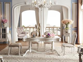 柏莎贝尔 苔丝系列餐桌