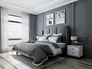 诺美帝斯 意式极简C05B床旗舰版 1.8*2.0米深灰色头层真皮皮艺床