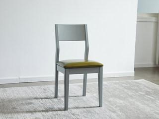 喔木居 现代极简餐椅