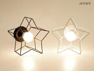 领秀照明 北欧风格 铁艺灯罩1840-1黑/白吊灯(不含光源)
