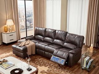 头等舱现代简约布艺功能沙发组合客厅软小户型整装家具8928百搭易清理布艺