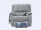 芝华仕 头等舱单人懒人电动沙发真皮功能客厅芝华士太空舱椅K621皮