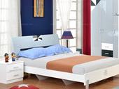 家百利 时尚童步系列 高箱液压 1.2米 儿童床