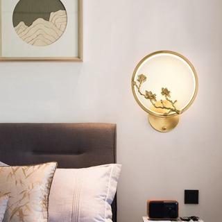 领秀照明 现代简约 铜8892(28W)壁灯(含光源)