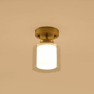 领秀照明 简欧 2621-1W 壁灯金色壁灯(不含光源)