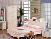 家百利智慧之星 低箱液压  1.5米 儿童床