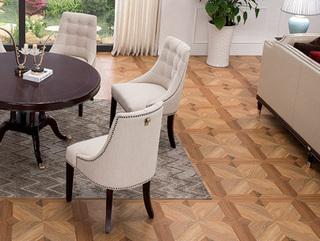 巴米尔 时尚美式轻奢 BCY04餐椅