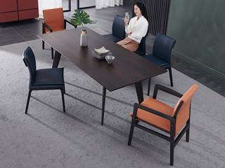 舒悦庭 极简SQ-36长方形1.8米餐桌
