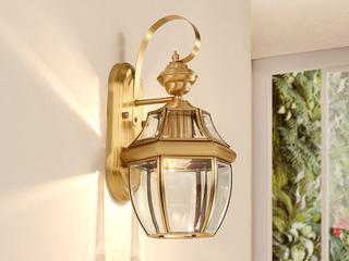 凯顿星月 欧式WA-1铜灯 单头壁灯(包邮)(不含光源)