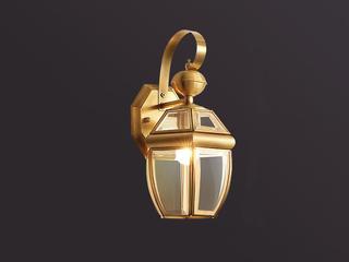 凯顿星月 欧式WA-1S铜灯 单头壁灯(包邮)(不含光源)