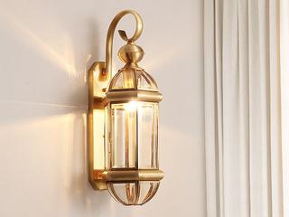 凯顿星月 欧式WC-1铜灯 单头壁灯(包邮)(不含光源)