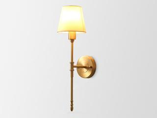 凯顿星月 美式MC318-1W铜灯 单头壁灯(包邮)(不含光源)