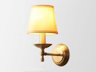 凯顿星月 美式MC311-1W铜灯 单头壁灯(包邮)(不含光源)