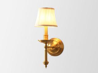 凯顿星月 美式MC292-1W铜灯 单头壁灯(包邮)(不含光源)