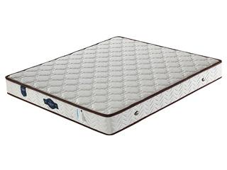 美雅2CM天然3E环保棕 棉麻针织面料 可脱卸拆洗面 精品独立弹簧系统床垫(不含运费)