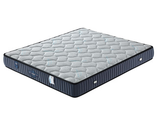 爱慕米思 D616静电按摩面料 泰国天然乳胶 3D环保棕 独立弹簧床垫(不含运费)