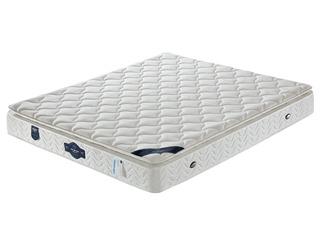 凯恩豪华版豪华立3边设计 超柔针织面料 可拆卸面 2公分天然乳胶 抗菌防螨 精品独立弹簧系统床垫(不含运费)