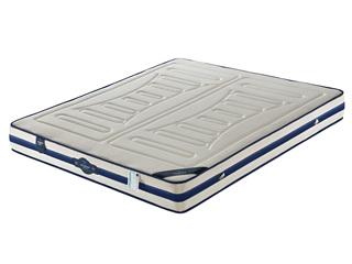 爱慕米思 3D蓝光3D面料 天然乳胶抗菌防螨、冰凉透气3E环保棕环保无甲醛 精品独立弹簧床垫(不含运费)