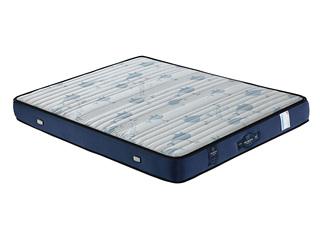 爱慕米思 蓝鲸土耳其康菲特生物科技面料 泰国天然乳胶 3D材料双面两用 七区独立袋装弹簧床垫(不含运费)