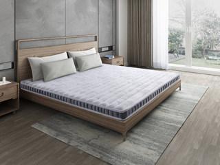 吉斯床垫 子爵A款11cm薄垫 护脊椎环保棕 东南亚进口乳胶 棕垫 1.8*2.0米 可定制床垫