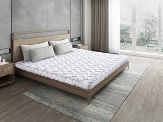 吉斯床垫 子爵B款14cm薄垫 护脊椎环保棕 天然东南亚进口乳胶垫 1.5*2.0米可定制床垫