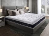 吉斯床垫 伯爵A款 护椎环保椰棕床垫 两面使用床垫 纳米竹炭面棉 1.8*2.0米可定制床垫