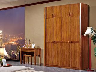 纯典 中式风格 北美进口胡桃木 仿真皮妆凳