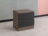 科隆印象 现代简约 高级灰 卧室储物收纳床头柜