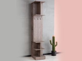 科隆印象 现代简约 高级灰 储物家用 边柜