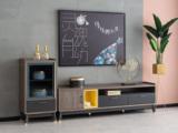 科隆印象 现代简约 高级灰 电视柜