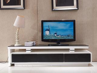 现代简约 黑色T6319电视柜