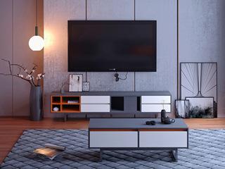 现代简约 T5002电视柜